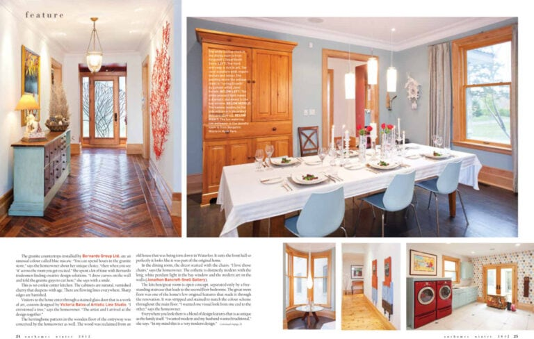 Our home magazine London edition